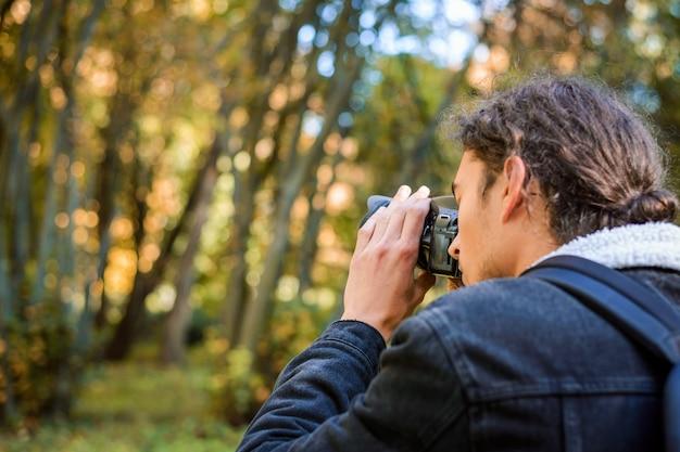 公園の写真家