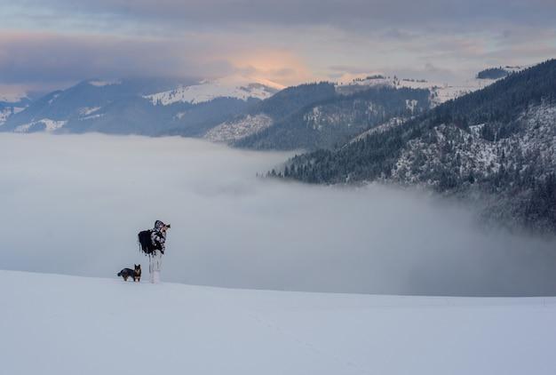 Photographer in mount ridge