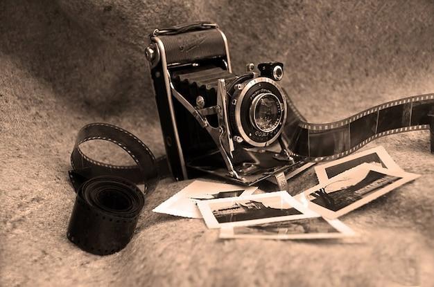 古いカメラマンphotography仕事カメラ事業