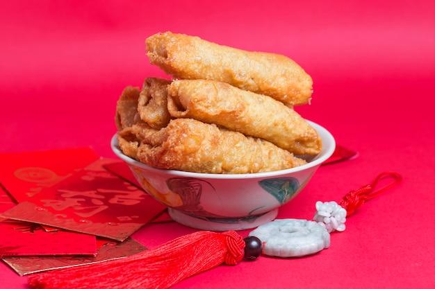 Photos lunch oriental vegetarian closeup