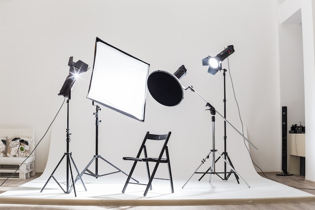 Photostudio tech light devices室内照明器具