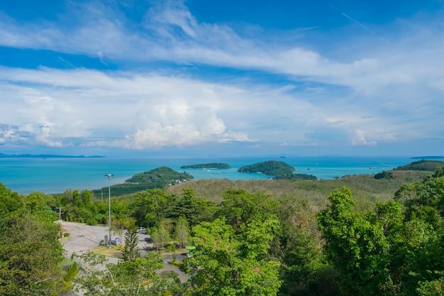 Phuket coastline