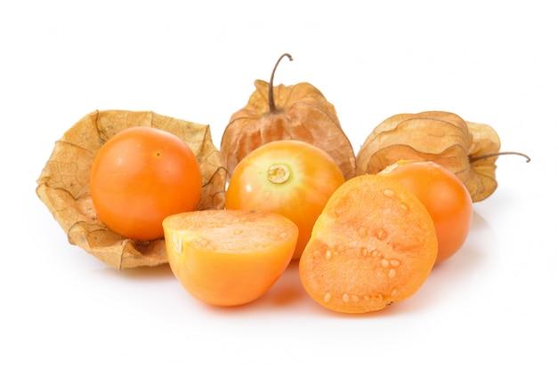 Плод физалиса изолирован