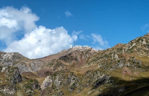 Pic du midi обсерватория во французских пиренеях
