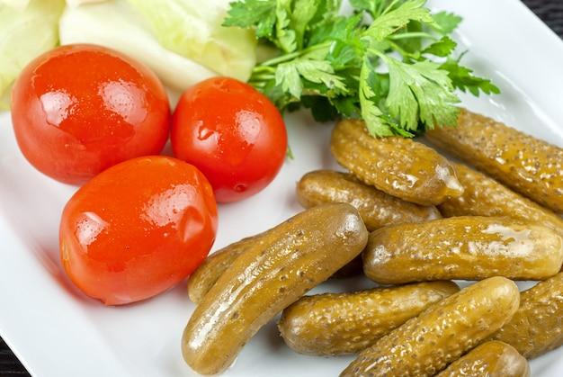 野菜の漬物