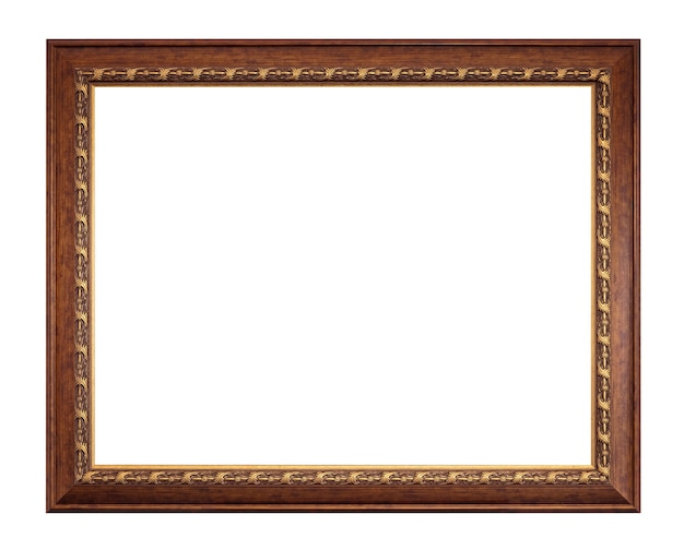 그림 골동품 프레임 흰색 절연