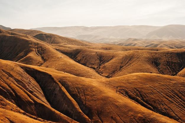 Picturesque mountains in peru. highlands of peru, valley kolka.