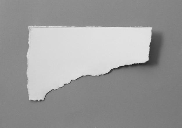 Кусочки рваной бумаги текстуры, скопируйте пространства для текста.