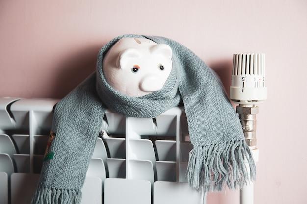 Копилка по системе отопления в доме