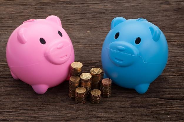 Копилка-копилка финансовые операции