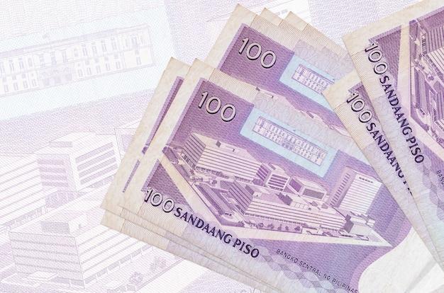 パイルフィリピンペソ紙幣