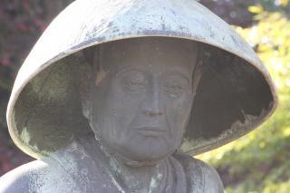Pilgrim monk