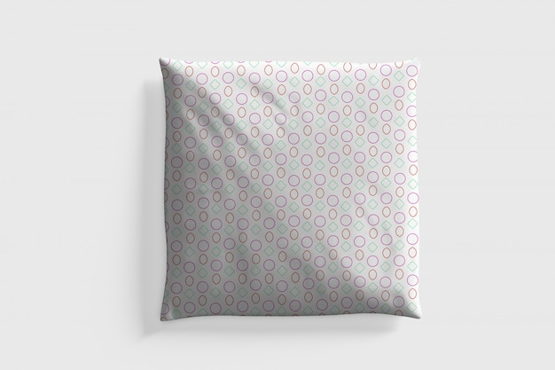Pillow - 3d rendering