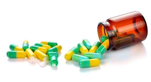 Pills capsule