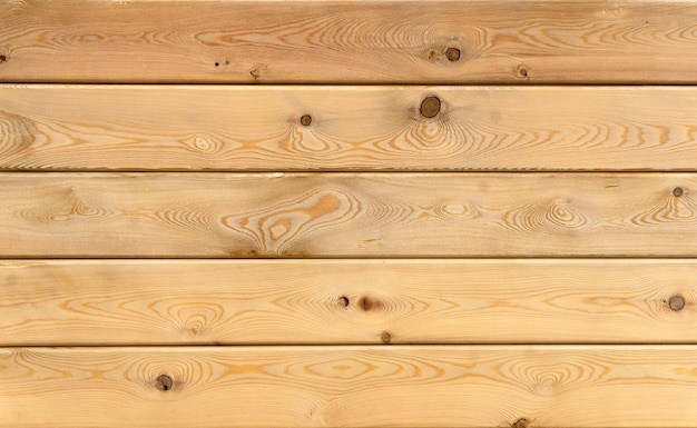 Pine wood plank surface