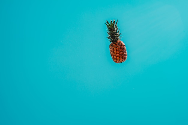 空のパイナップル