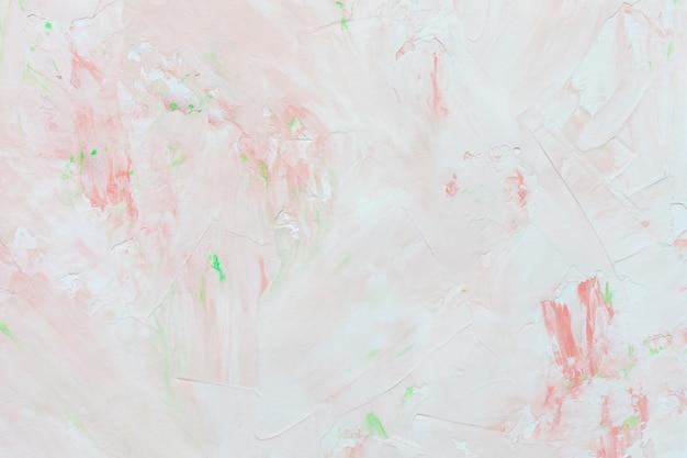 ピンクと緑の大まかなコンクリートテクスチャ背景