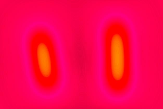 Розовый и оранжевый - абстрактный фон линий