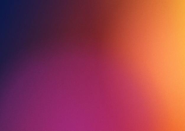 Розовый и оранжевый градиентный фон