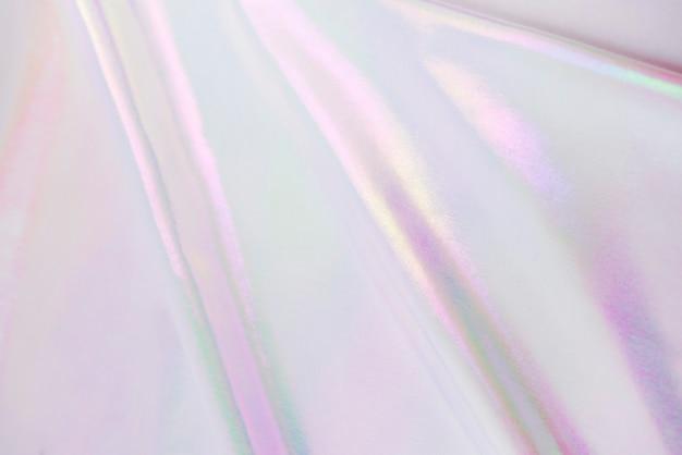 ピンクと紫のプラスチックの質感