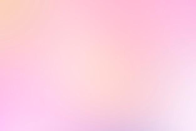 ピンクと黄色の無地
