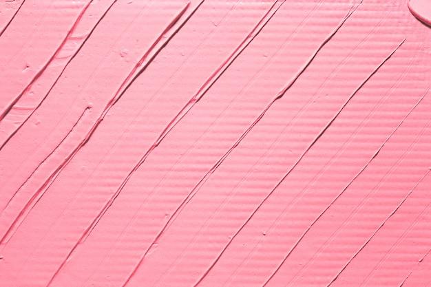 분홍색 배경 추상 질감 석고 구조 스트라이프 여유 공간 장식 수리 디자인 컨셉