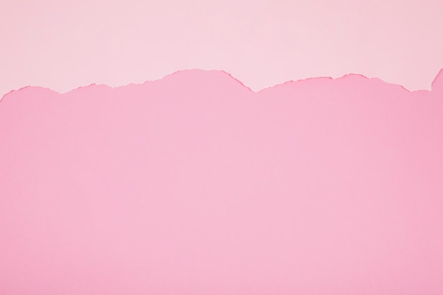 Pink background with fracture