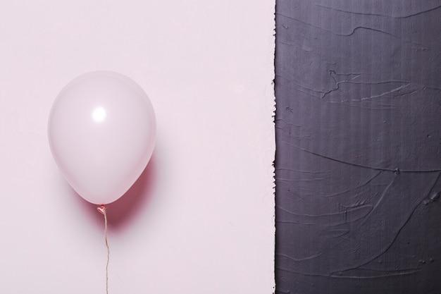 Pink balloon
