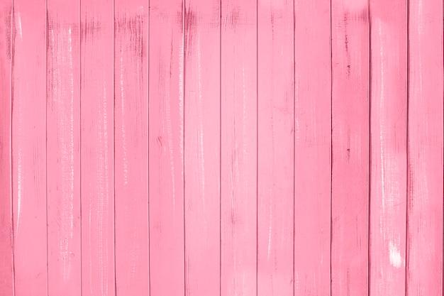 ピンク色の木の背景