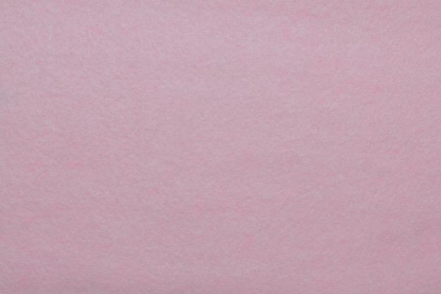 Pink felt background, fabric texture