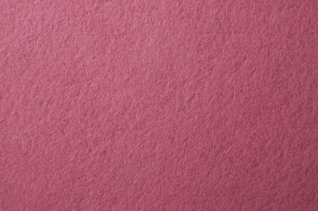 Pink felt texture background for surface