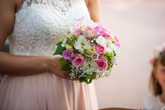 Pink flower rose tulip nosegay wedding floral romance. high quality photo blossom valentine