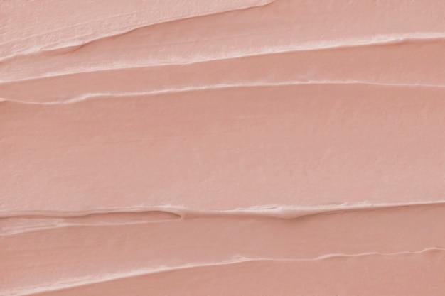 Розовая глазурь текстуры фона крупным планом