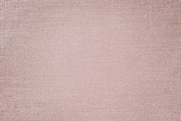 Pink gold cotton fabric textured