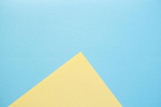 ピンク、緑、黄色の紙の背景のテクスチャ。パステル背景