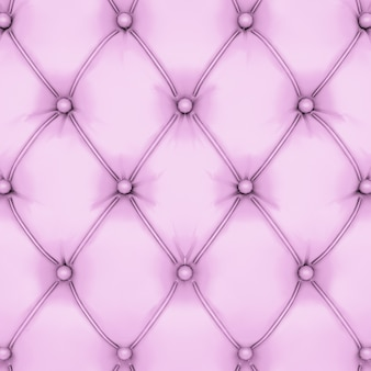 Pink leather upholstery background