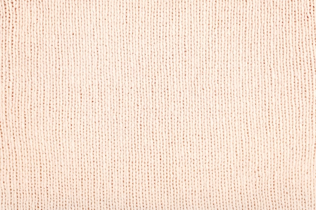 Pink light knitted fabric
