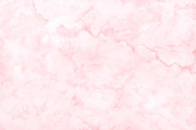 ピンクの大理石のテクスチャの背景、自然なタイルの石の床。