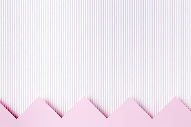 Pink paper shapes background style