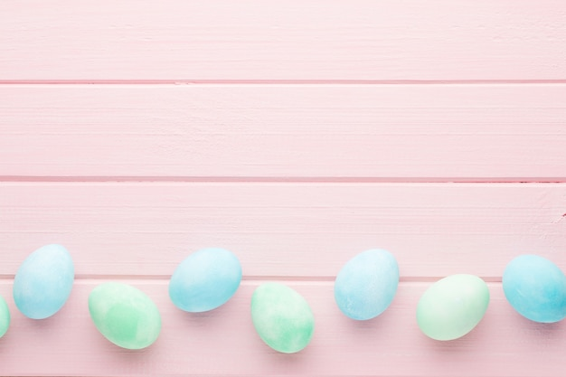 Pink pastel color tulip on the white background. easter background.