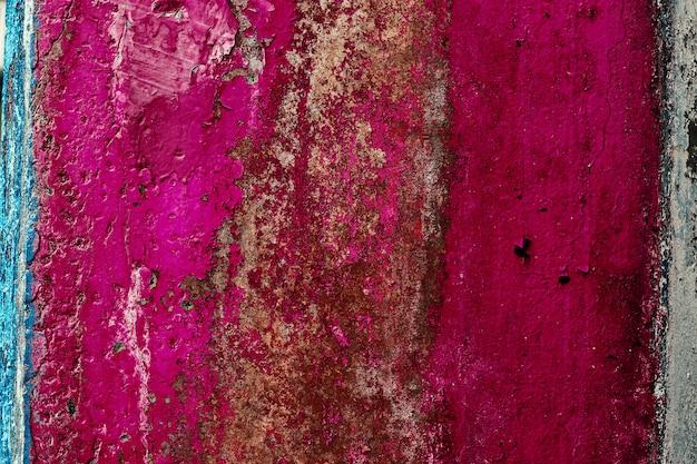 ピンクのシームレスなグランジローズ石背景テクスチャサーフェス