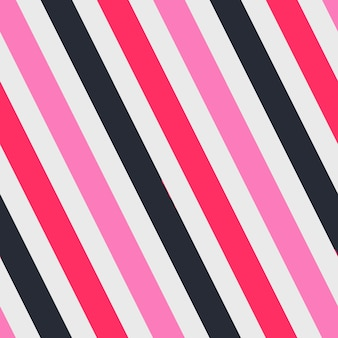 ピンクのシームレスなパターンの背景