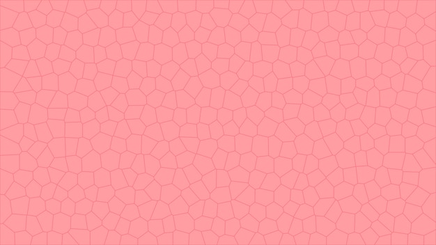 ピンクのシンプルなモザイク抽象的なテクスチャ壁紙の背景