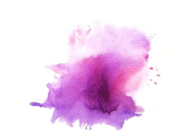 Розовое пятно акварель фон. Premium Фотографии