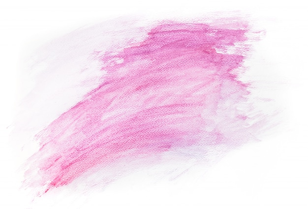Pink stain