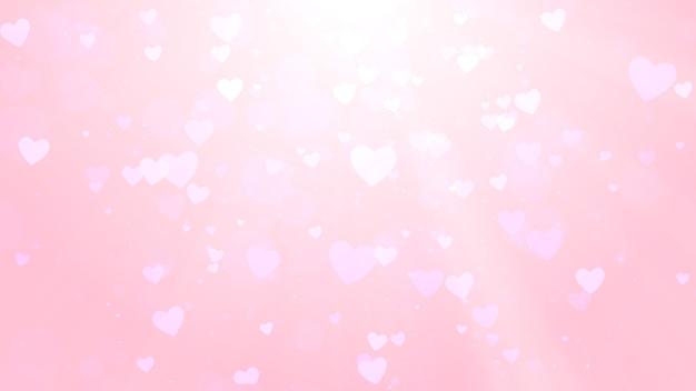 Pink valentine Premium Photo