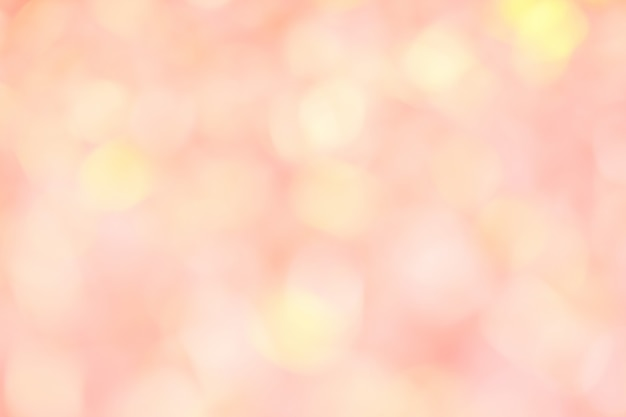 Pink, white and yellow color for blur background or texture