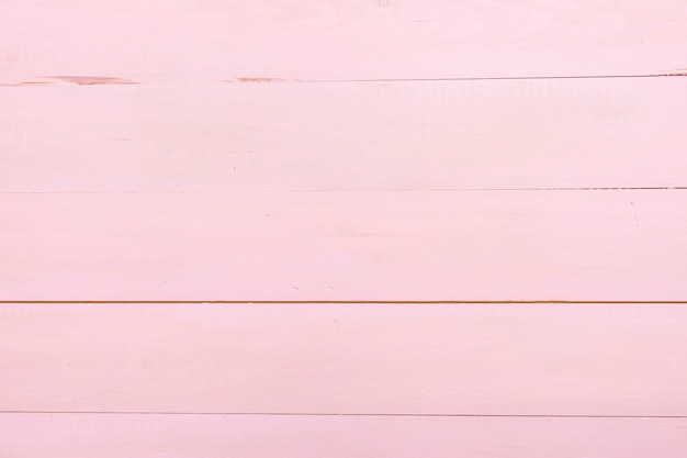 Pink wood plank texture for background