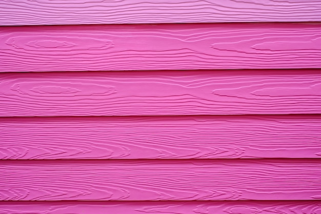 Pink wooden wall textured