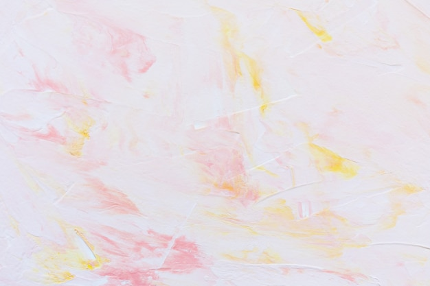 Pink and yellow rough concrete texture background